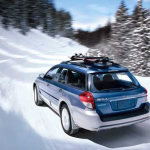 A great northern vehicle is a Subaru..