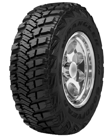 Goodyear Wrangler MTR® with KEVLAR®