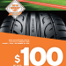 Hankook 2016 Great Tire Rebate