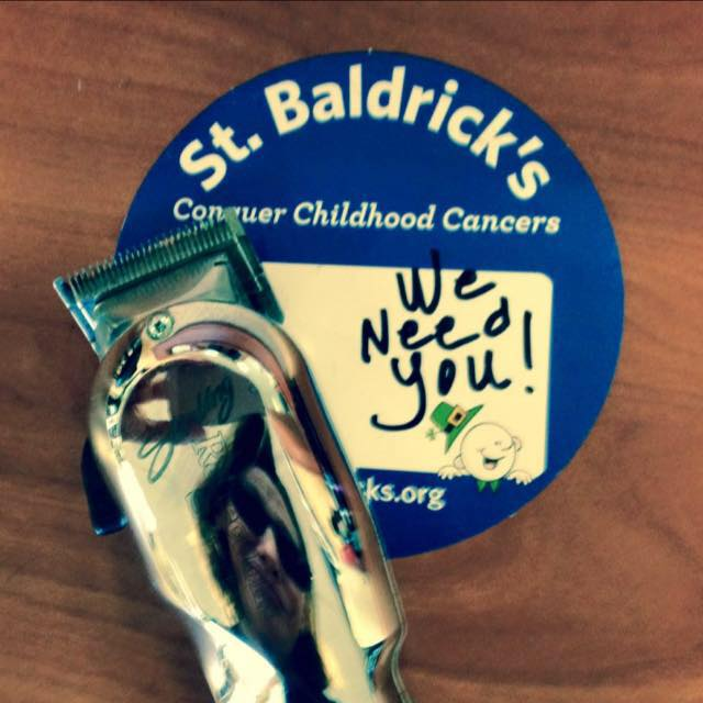 Northwood Garage Supports st. Baldrick's