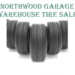 Tire warehouse  clearance